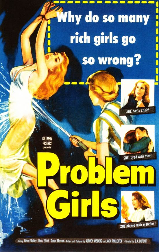 Problem Girls movie
